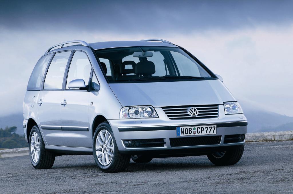 Mehr Platz gibt es sonst nur im VW Multivan