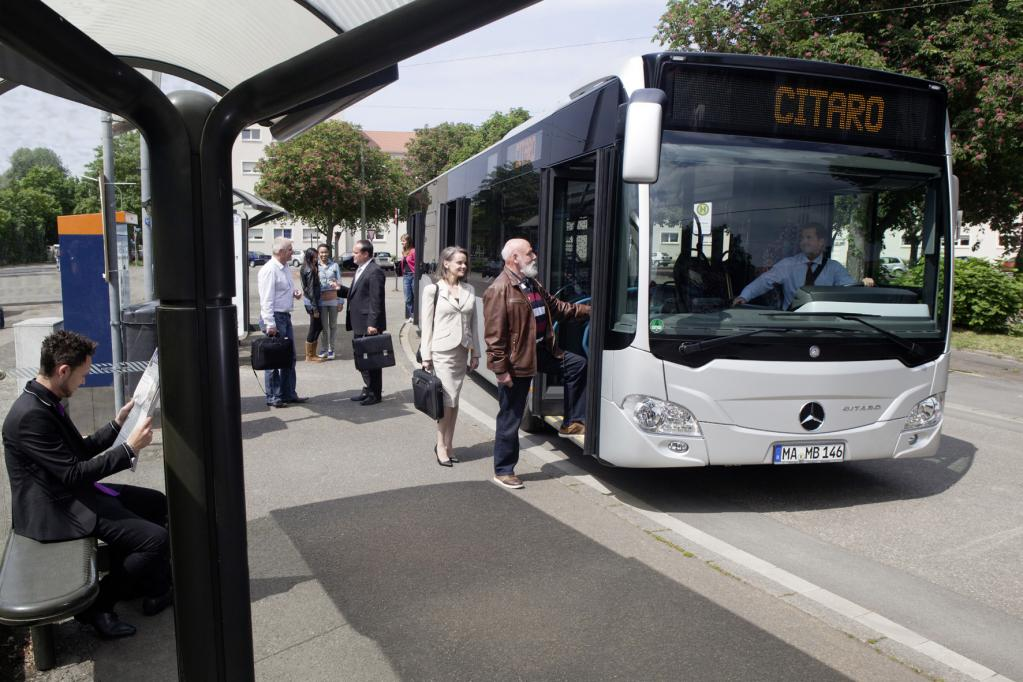Mercedes-Benz Citaro: Verkaufsschlager Nummer 1 weltweit