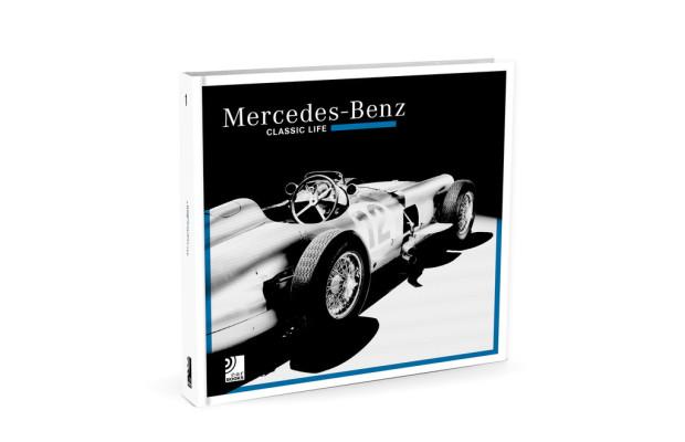 Mercedes-Benz Classic veröffentlicht Jahrbuch