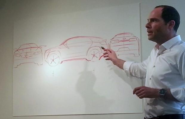 Mercedes-Designlinie - Hoch lebe die Banane