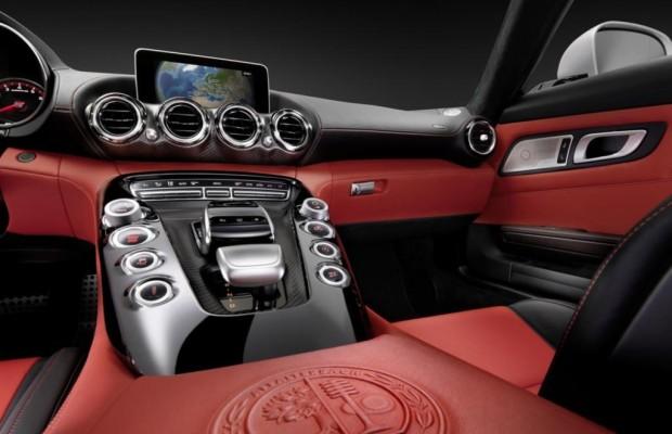 Mercedes GT - Erster Blick in den 911-Konkurrenten