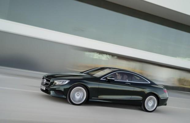 Mercedes S-Klasse Coupé ab sofort bestellbar
