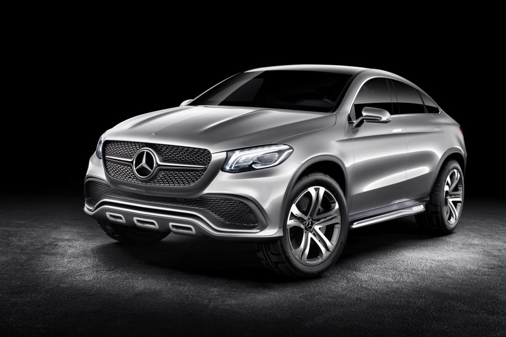 Mercedes baut SUV-Coupé - Konkurrenz für den BMW X6