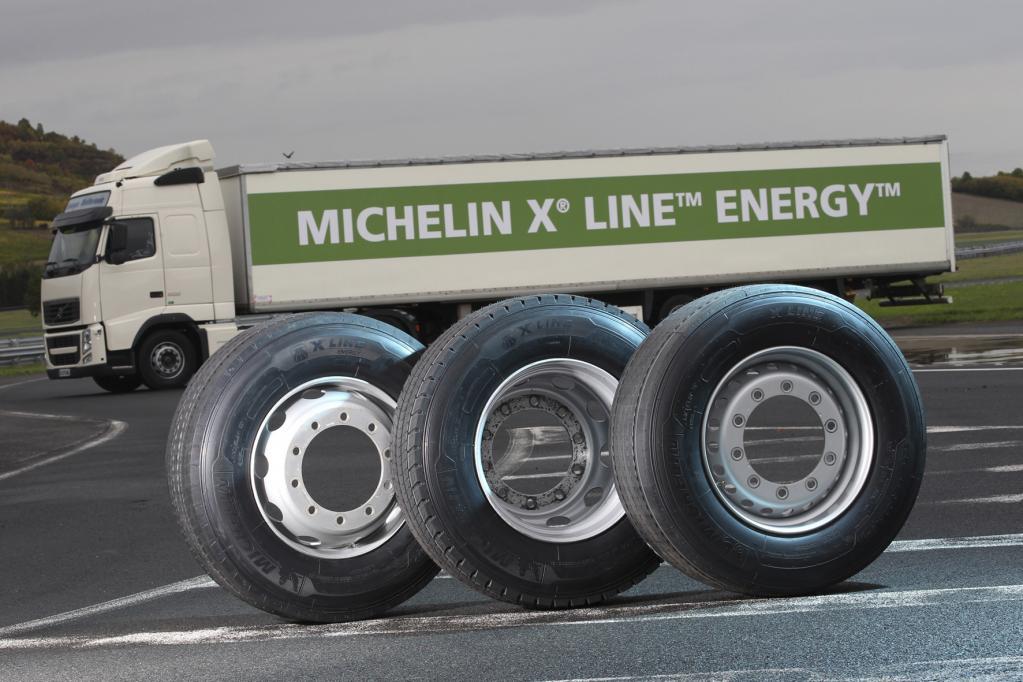 Michelin sucht sechs Trucker für Test-Aktion