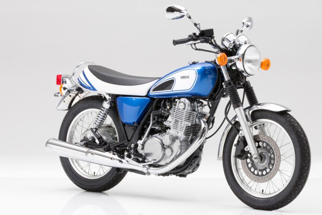 Mit 5.795 Euro ist die SR 400, objektiv besehen, alles andere als preisgünstig.