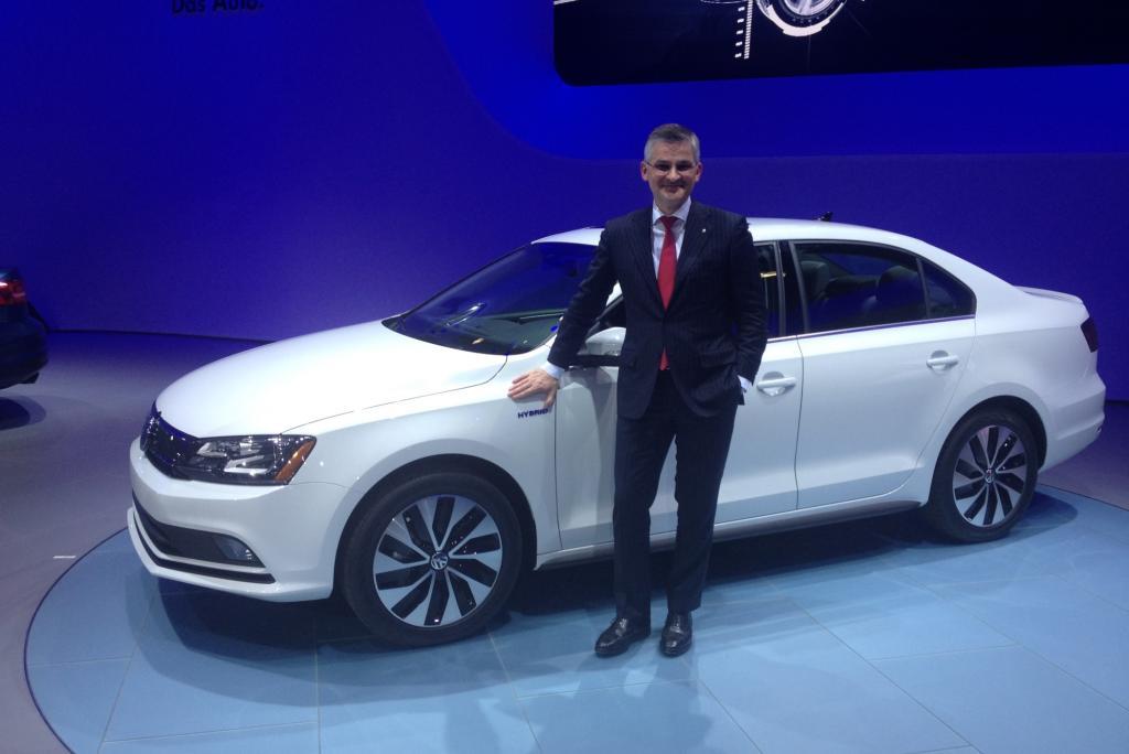 Mit über 130.000 Einheiten war der VW Jetta vor dem Passat (110.000) auch 2013 der meistverkaufte VW in den Vereinigten Staaten. - Foto: © SP-X/Julian Wewer