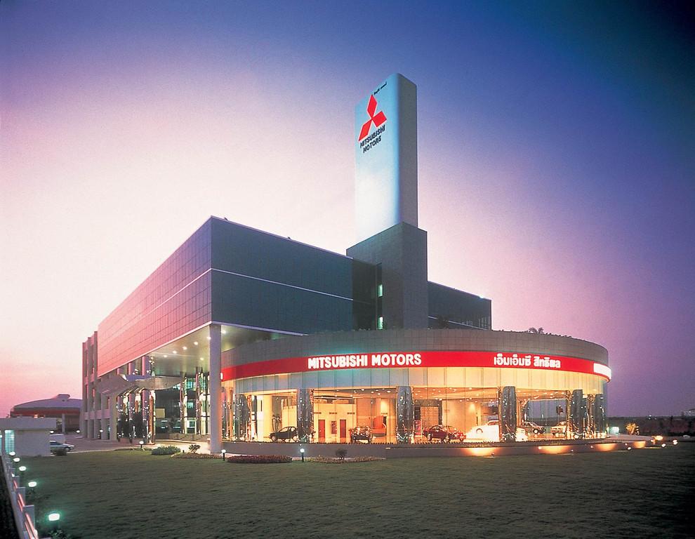 Mitsubishi baut erstes Versuchszentrum außerhalb Japans
