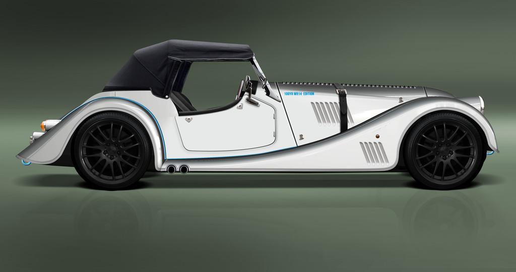 Morgan bringt Plus 8 Speedster