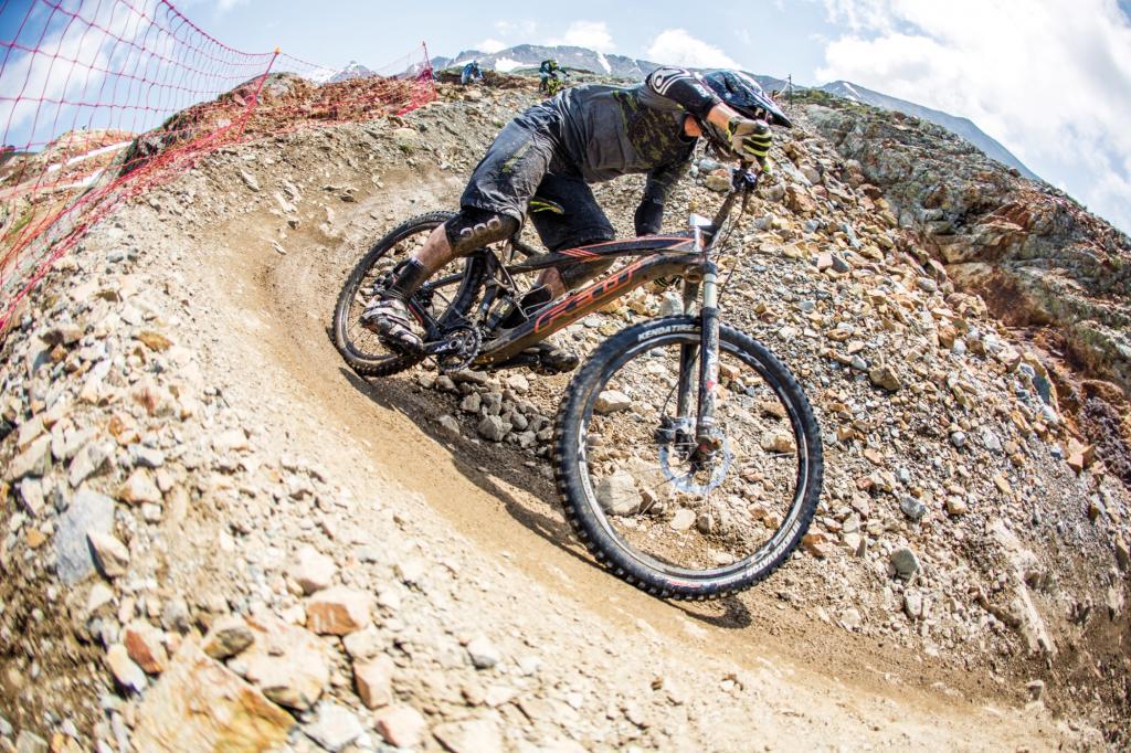 Mountainbikes - Mehr Fahrspaß im Gelände