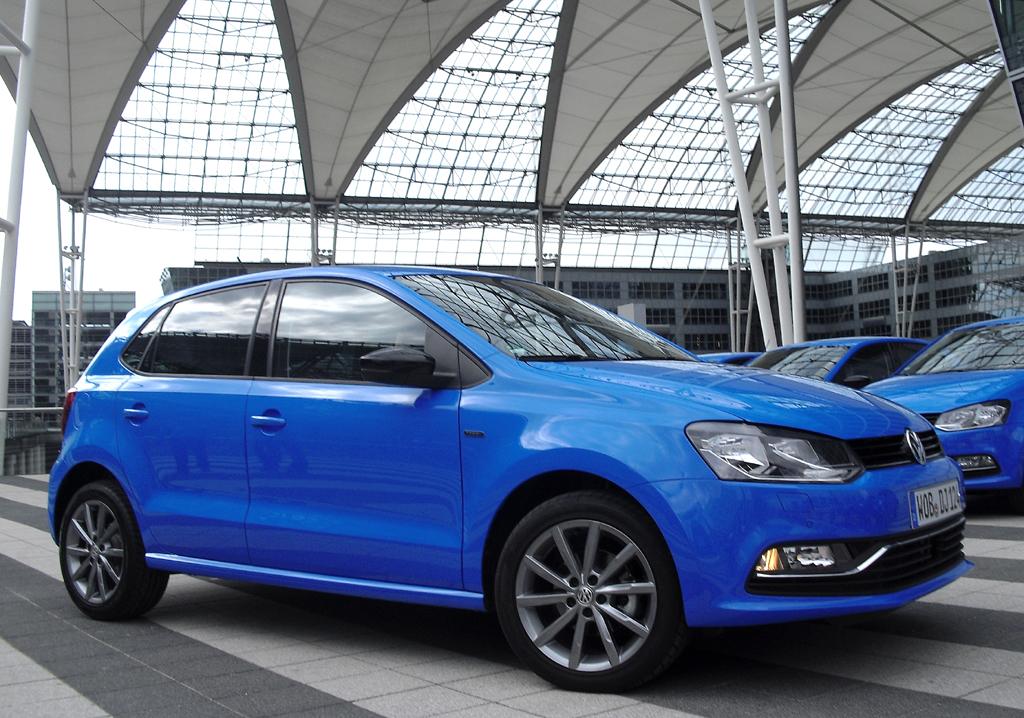 Neu aufgelegt: VW Polo, hier als