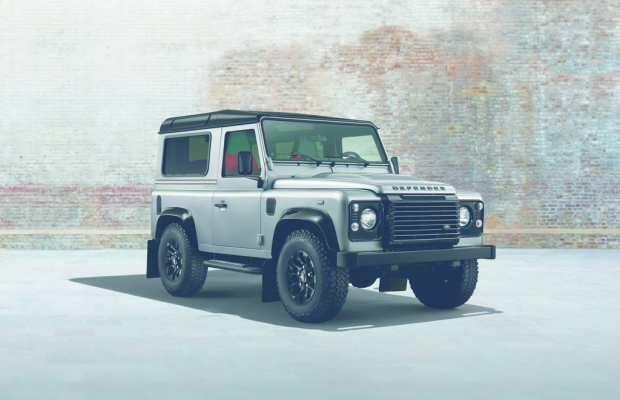 Neue Design-Pakete für Land Rover Defender