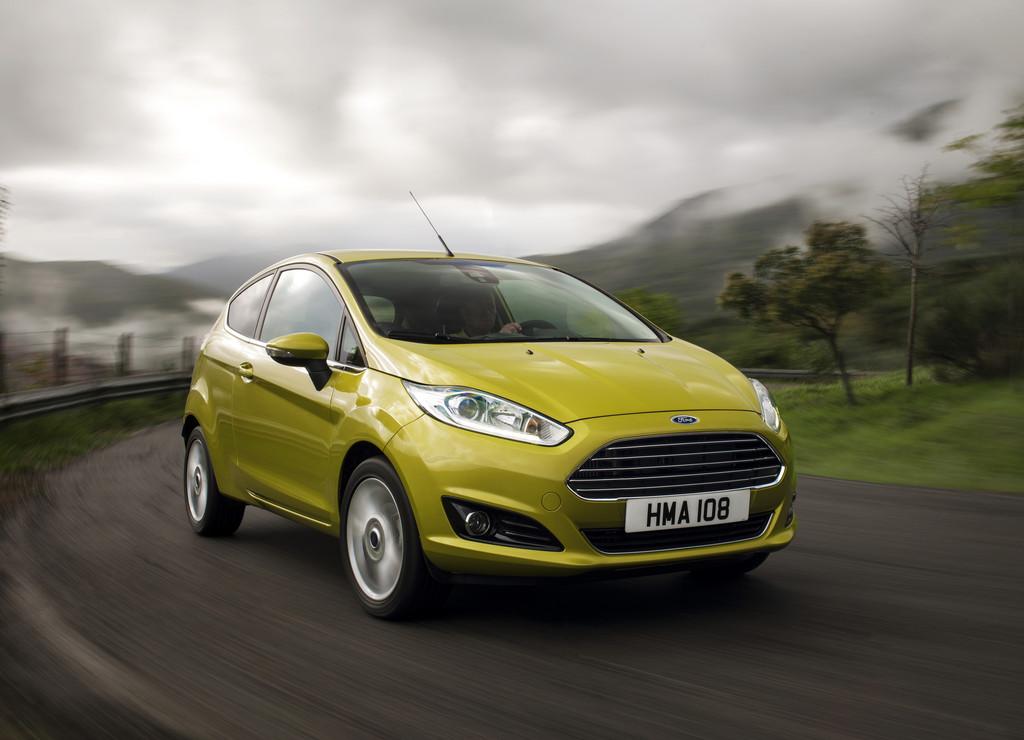 Neue Finanzierung: Ford Fiesta ab 99 Euro monatlich