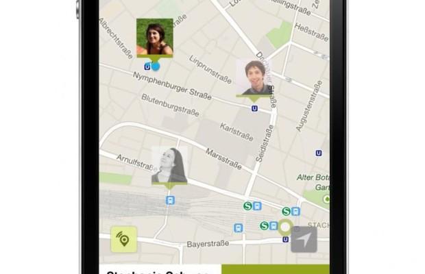Neue Mitfahrgelegenheit-App