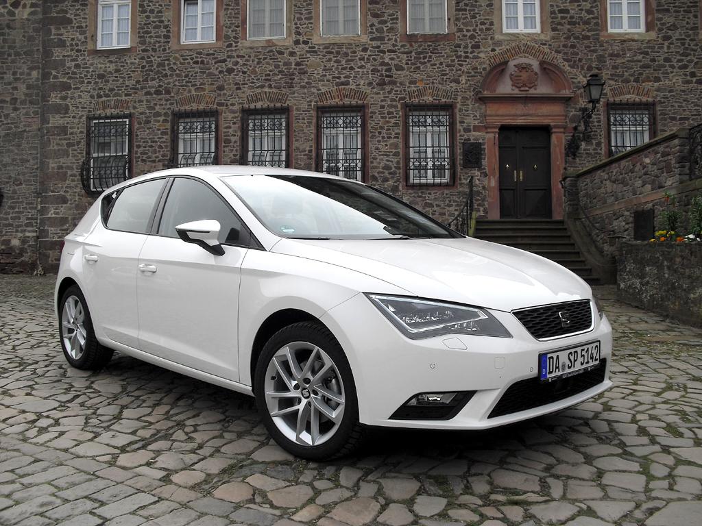 Neue Variante: Seats Erdgas-Leon-Fünftürer.