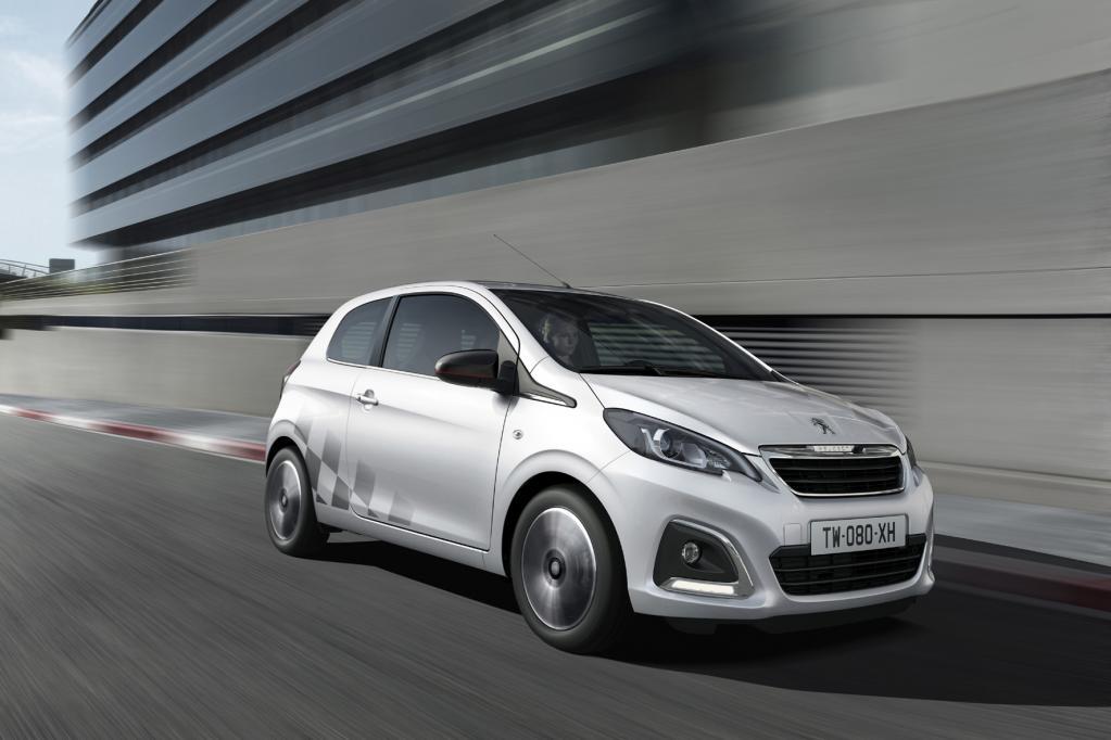 Neuer Peugeot 108 ab 8 990 Euro