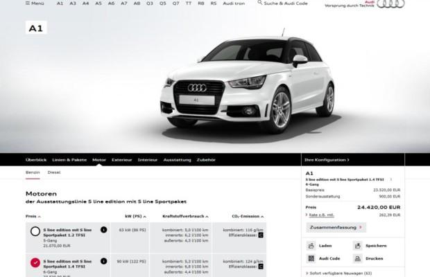 Neuwagen-Konfiguratoren im Test - Klick für Klick zum Traumwagen