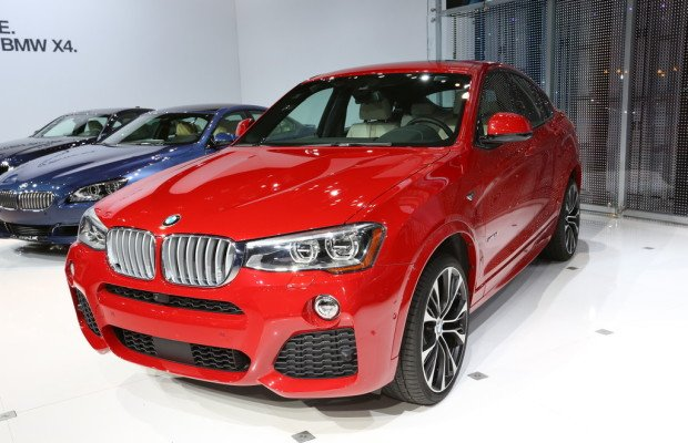 New York 2014: BMW X4 - extrovertiert