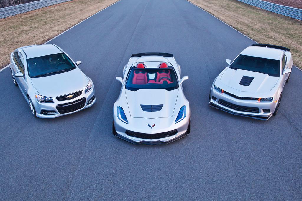 New York 2014: Chevrolet tritt mit 14 Performance Cars an