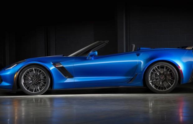 New York 2014: Corvette ZR06 als Cabriolet