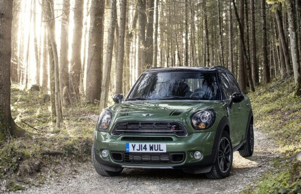 New York: 2014 Facelift Mini Countryman - Optisch mehr Dschungel