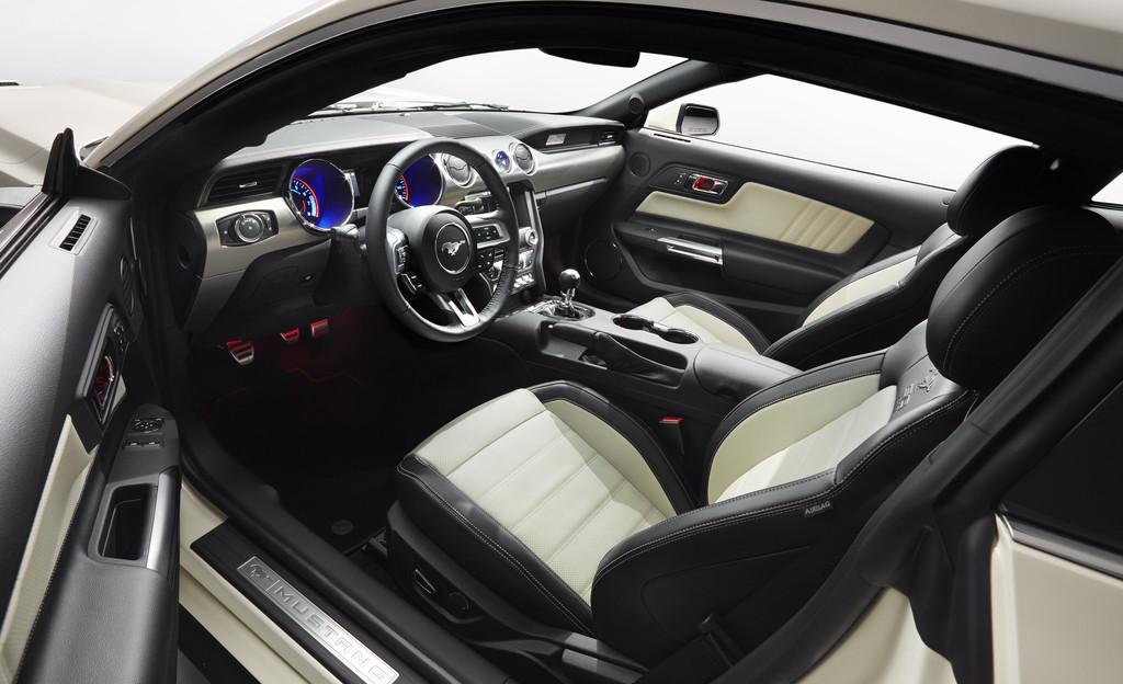 New York 2014: Ford feiert 50 Jahre Mustang
