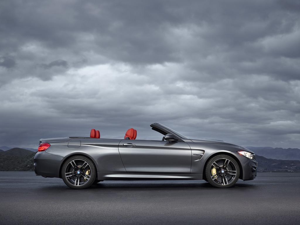 New York 2014: Premiere des BMW M4 Cabriolet