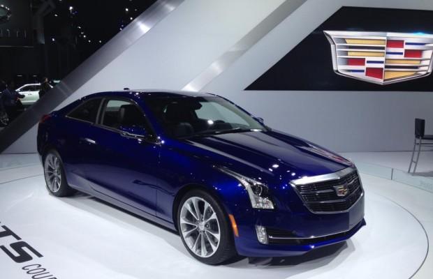 New York Auto Show 2014 - Weniger Töpfe, mehr Aufladung