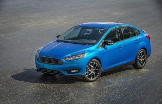 New York: Premiere für Ford Focus als 4-Türer und