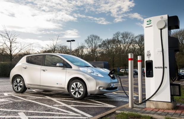 Nissan baut DC-Autostrom-Netz weiter aus