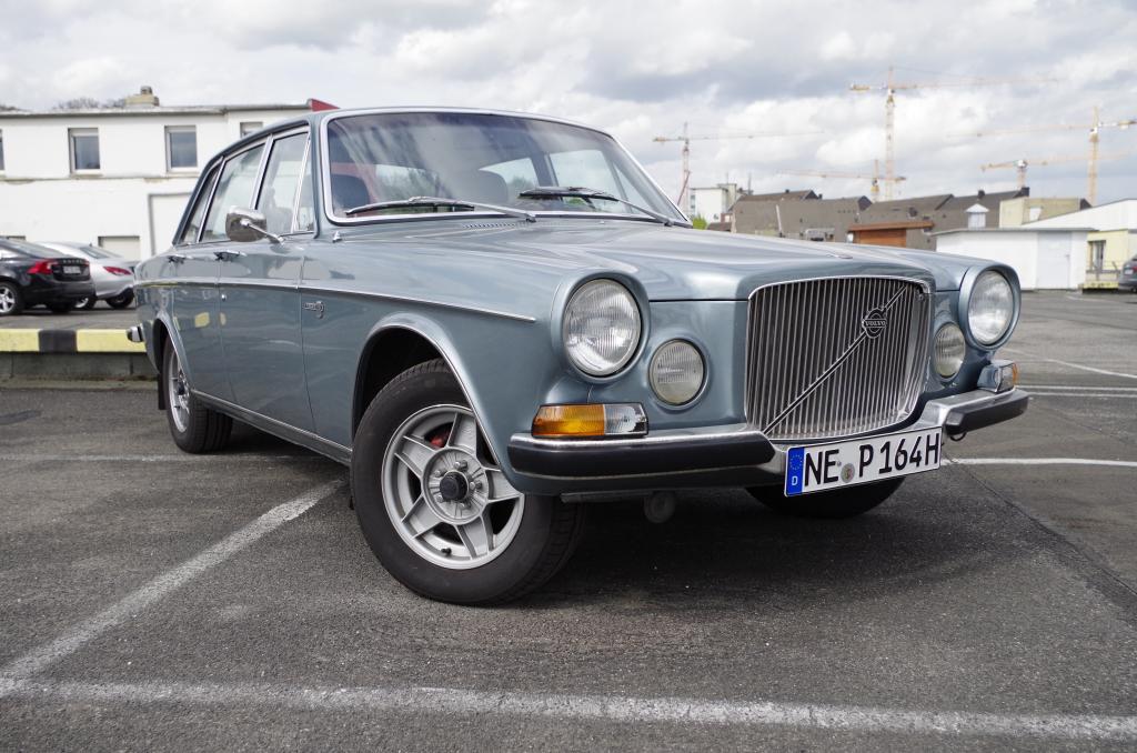 Oldtimer-Fahrbericht: Volvo 164 - Gehobene Sache