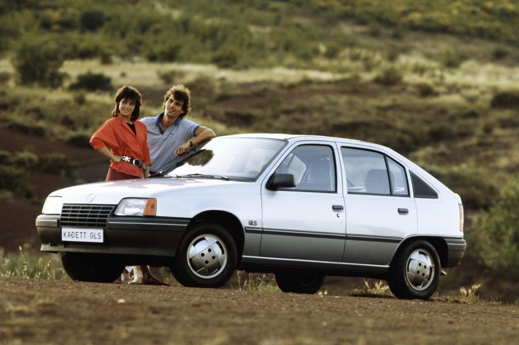 Opel Kadett 5türig ab 1984