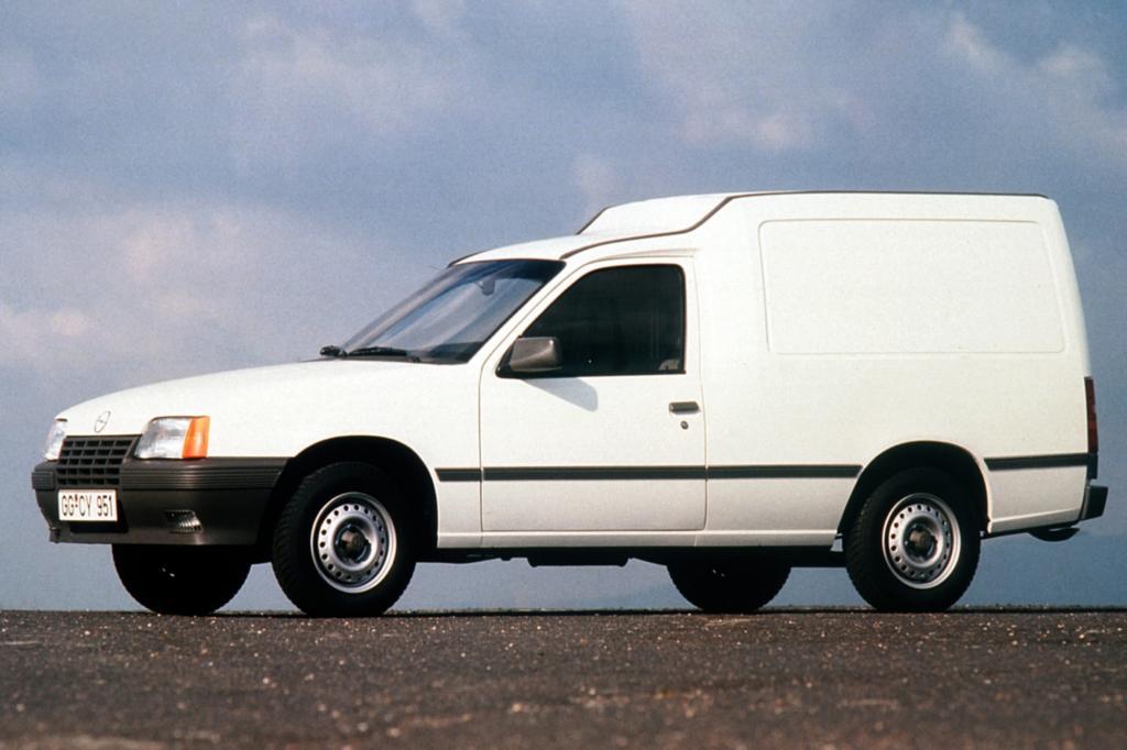 Opel Kadett Combo  ab 1985