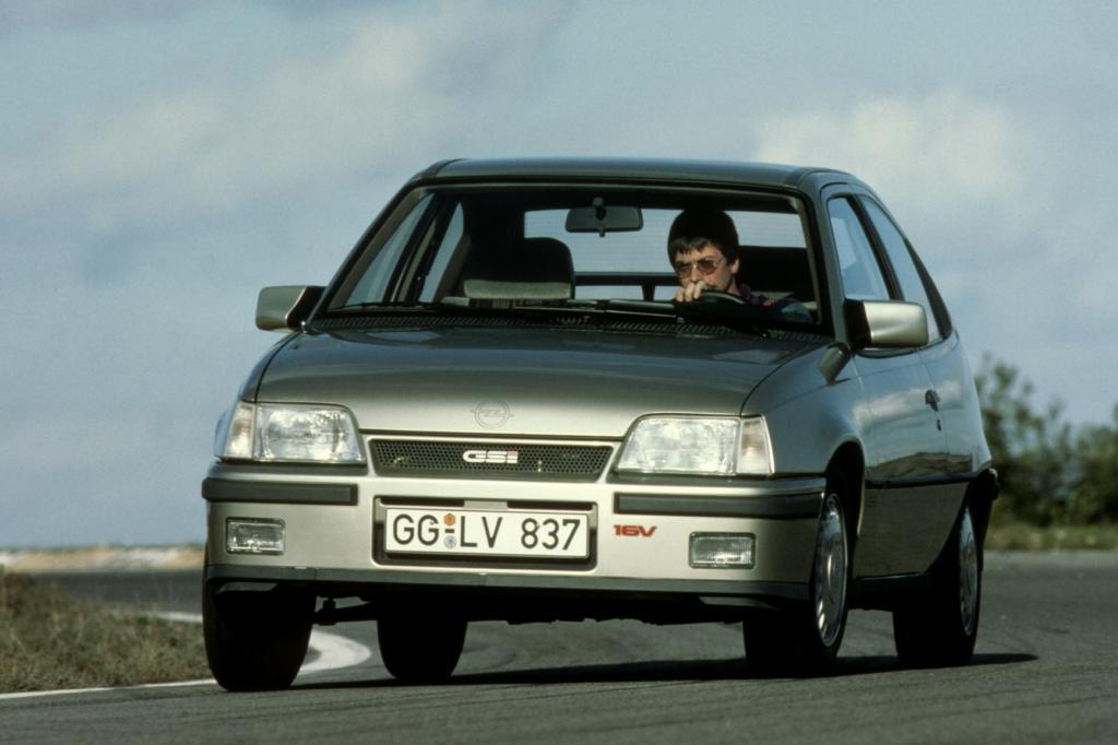 Opel Kadett GSI 16V 3tuerig 1988
