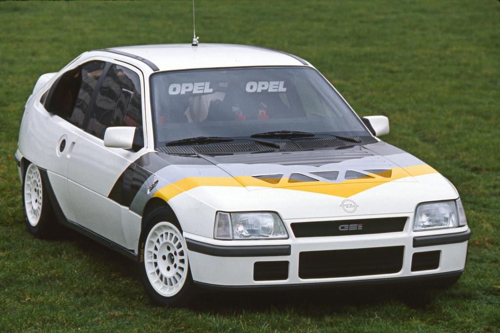Opel Kadett Rallye 4x4 ab 1985