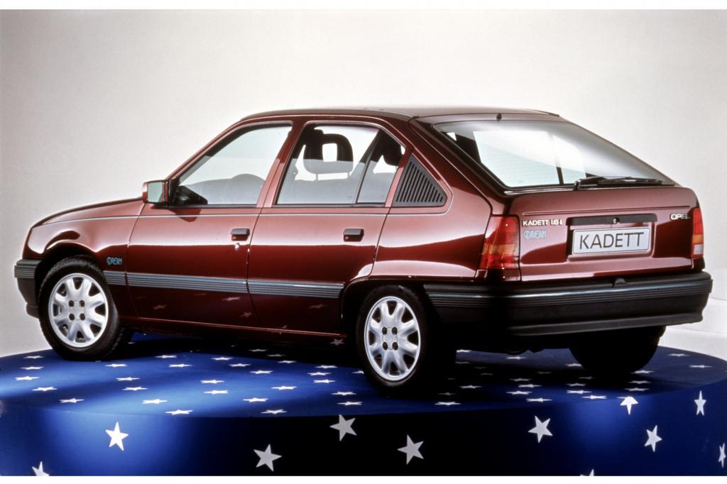 Opel Kadett Sondermodell Dream