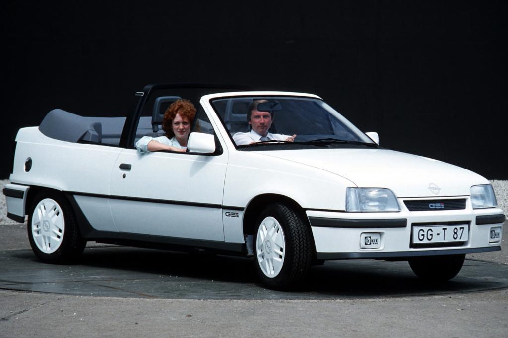 Opel KadettCabrio GSI ab 1987