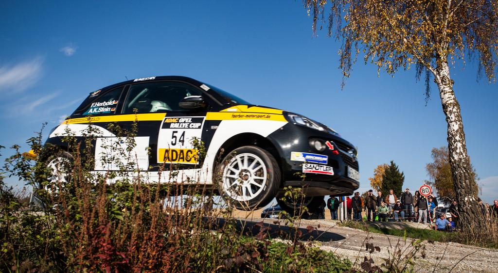 Opel fördert Rallye-Talente