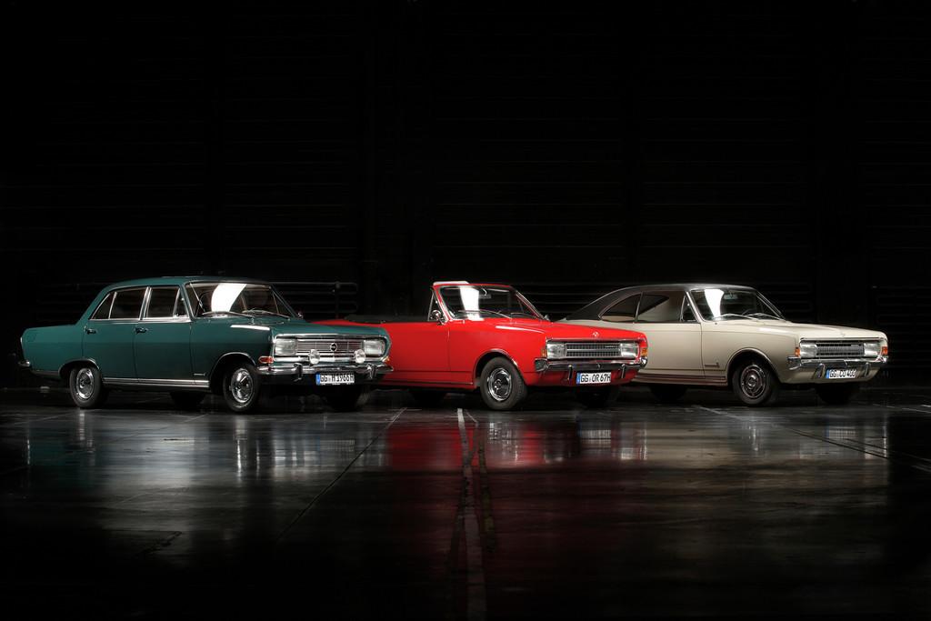 Opel schickt zwei besondere Rekord an den Bodensee