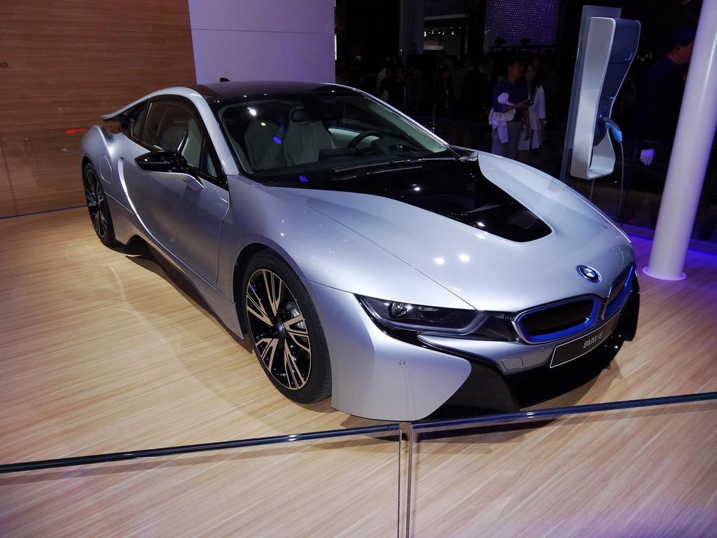 Peking 2014: BMW im Reich der Mtte