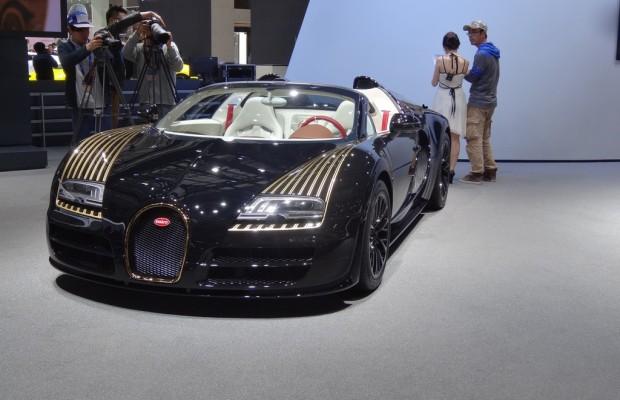 Peking 2014: Bugatti zeigt fünftes Legendenmodell