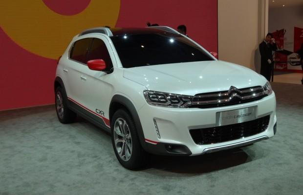 Peking 2014: Citroen präsentiert Premium-SUV-Concept