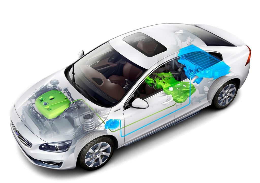 Peking 2014: Weltpremiere für Volvo S60L Petrol Plug-in Hybrid