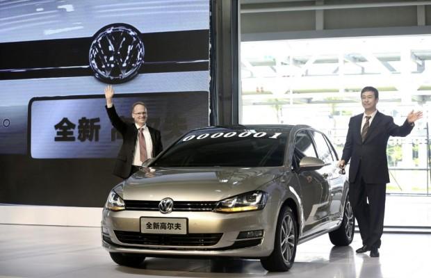 Peking wird zum Weltzentrum der Auto-Shows
