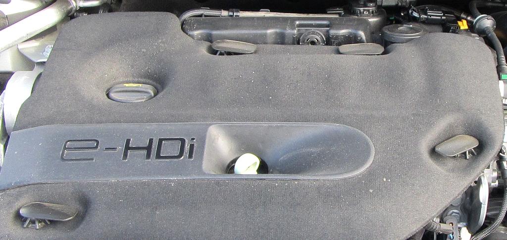 Peugeot 308 SW: Alle Drei- und Vierzylinder sind turboaufgeladen.