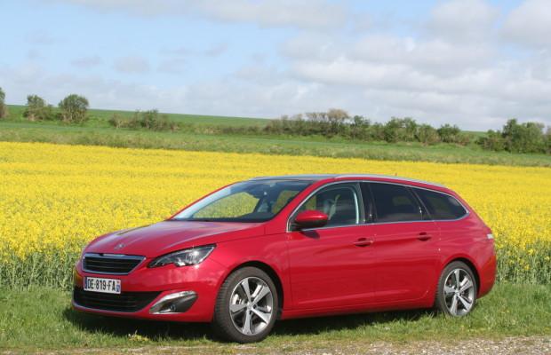 Peugeot bietet Kombis als