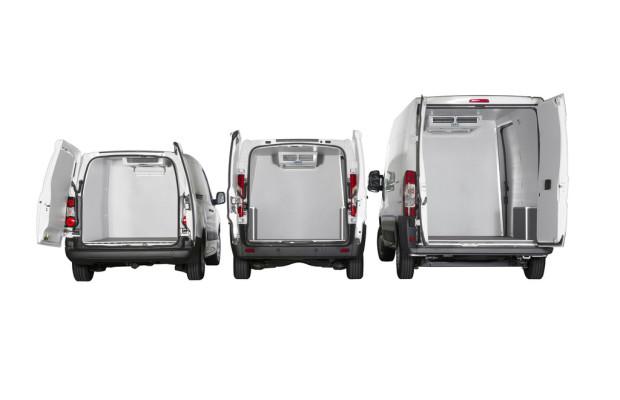 Peugeot führt Nutzfahrzeugreihe