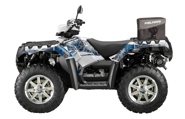 Polaris Sportsman XP 850 als 60th Anniversary LE