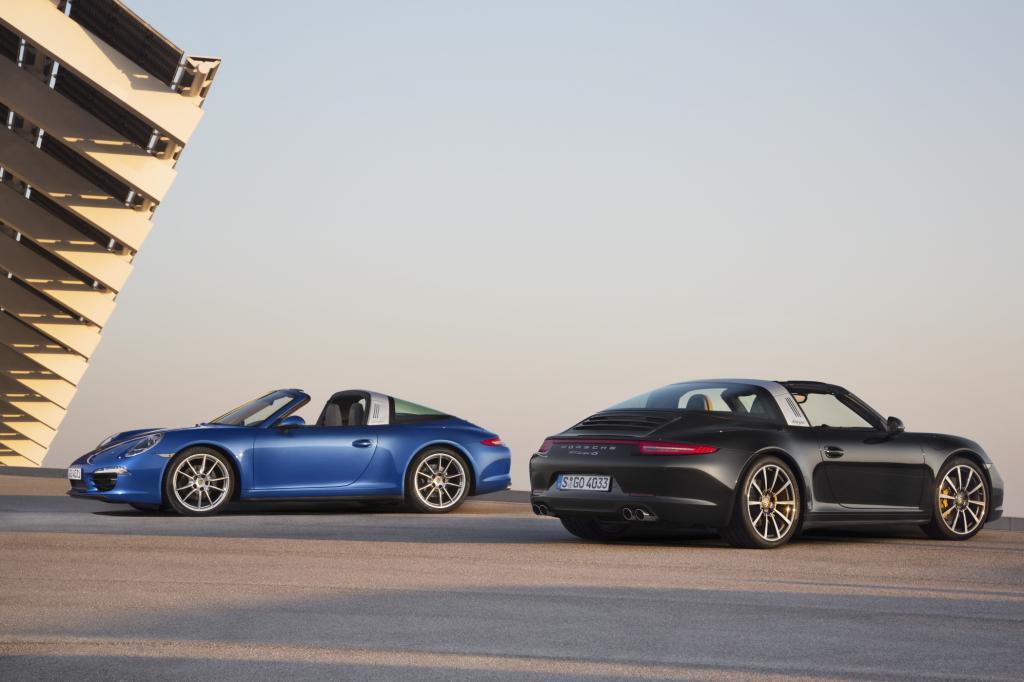 Porsche 911 Targa - Bild: Porsche