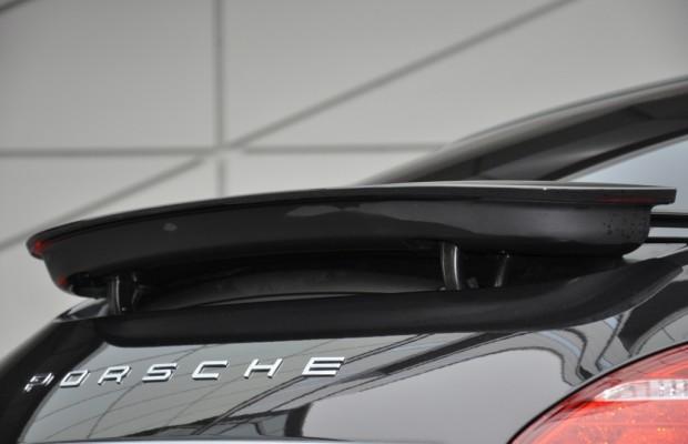 Porsche gibt weiter Gas