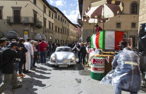 Porsches rollendes Museum ist wieder auf Achse